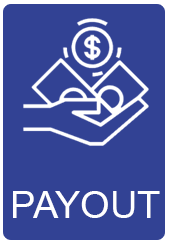 gigadat solutions payout button